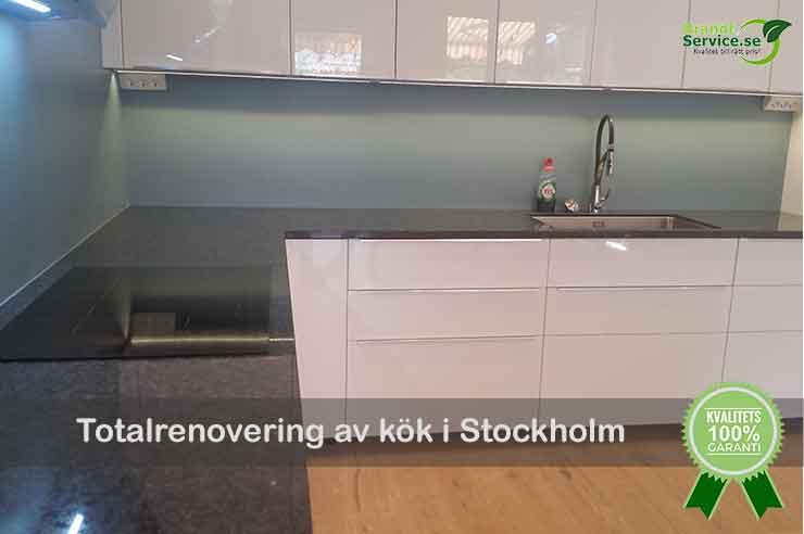 totalrenovering Stockholm